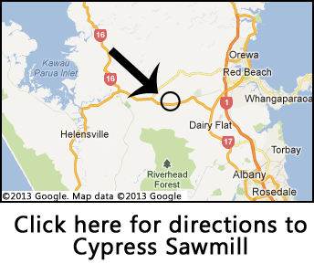 Map of Cypress Sawmill
