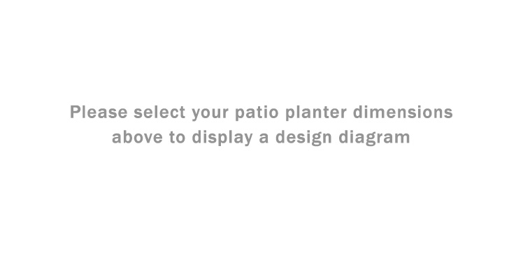 Schematic of your selected planter