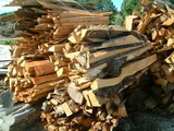Larger Mill Slab Firewood Bundle