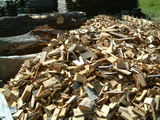 Dry Firewood for Trailers