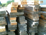 Macrocarpa Landscaping Timber
