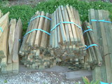 25x25 Tree Stakes